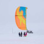 Michael Mouritsen Complete Travels Kitekurs privatkurs snøkite snowkite norway 1