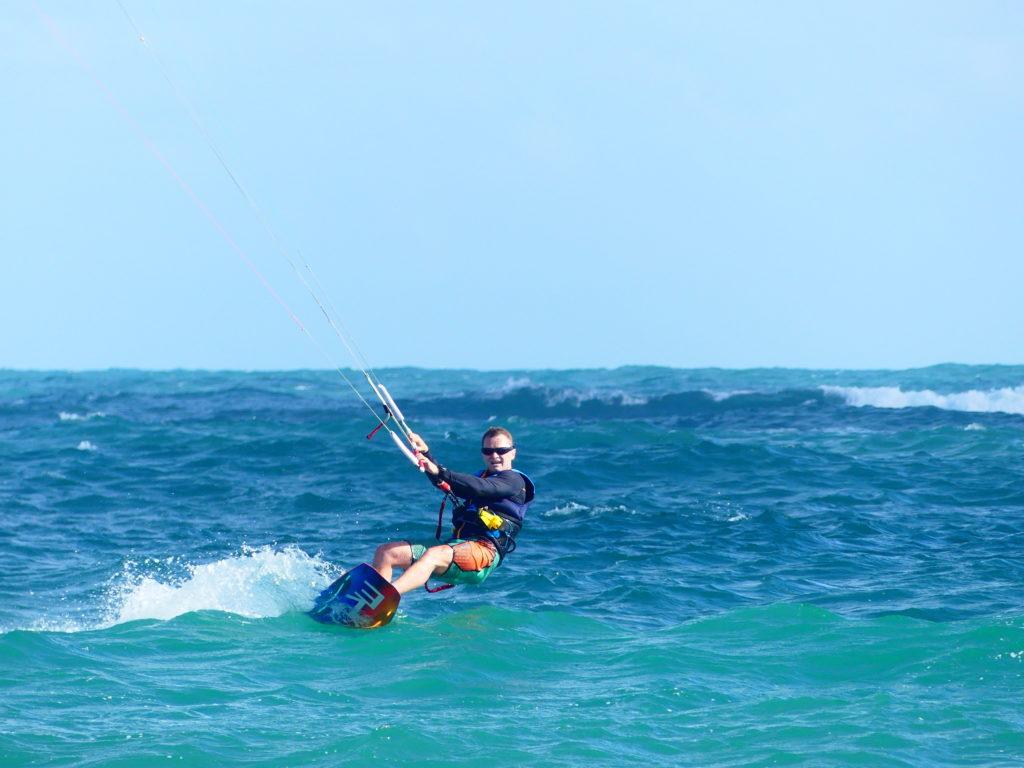 Børre Gundersen kitesurf Complete Travels Brasil