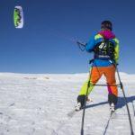 Ronja Havelin Complete Travels Hardangervidda snowkite snøkite